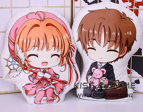Cardcaptor Sakura Cushion Plush Pillow