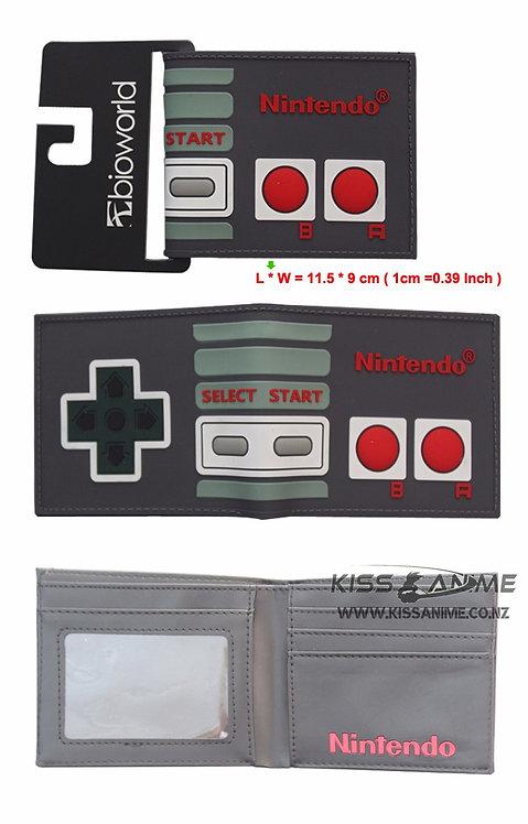 Nintendo Machine Wallets 2 Styles