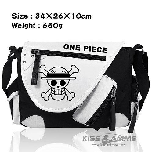 One Piece Messenger  Bag