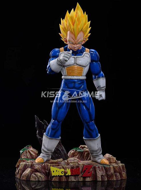PRE-ORDER Dragon Ball Z Super Saiyan Vegeta 1/6 and 1/4 Scale Resin figure