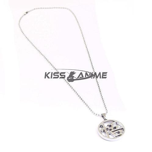 Dragon Ball Symbol Pendant Necklace