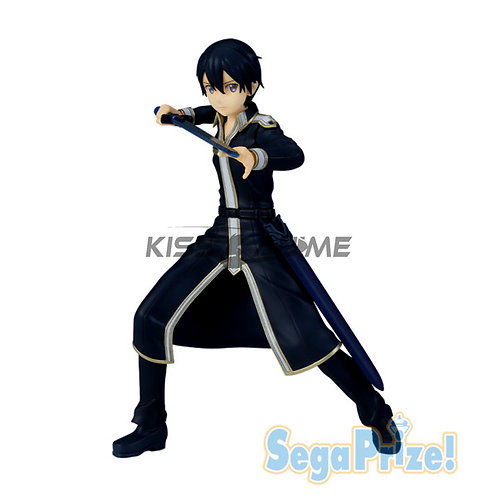 Sword Art Online: Alicization - Kirito - LPM Figure (SEGA)
