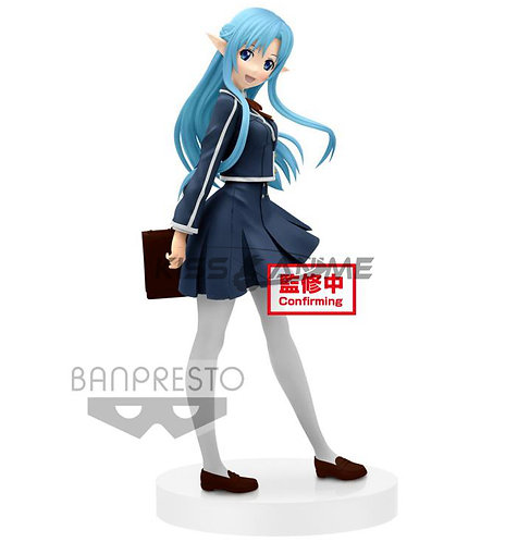 Sword Art Online EXQ Asuna (School Uniform Ver.) Figure