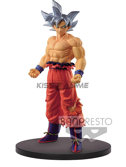 Creator X Creator Dragon Ball Super Son Goku Ultra Instinct Ver. B