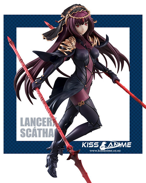 Fate/Grand Order - SSS Servant Figure - Lancer/Sc��thach Third Ascension