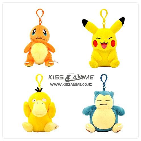 Pokemon Plush Pendants