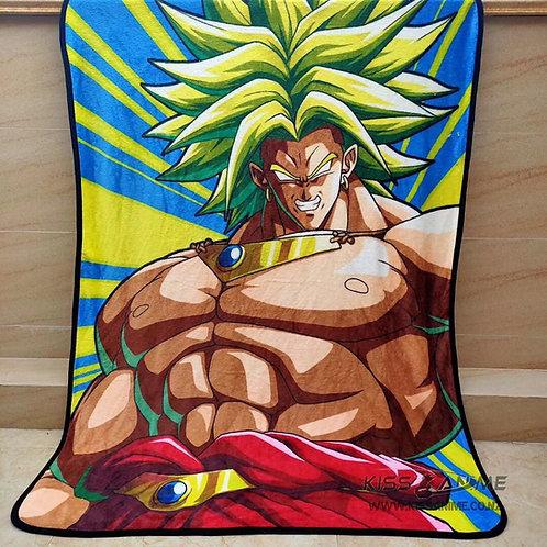 Dragon Ball Z: Broly �C The Legendary Super Saiyan Blanket