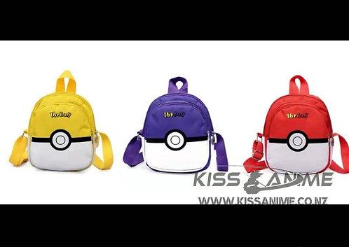 Pokemon Tbt Ball Mini Shoulder Bags