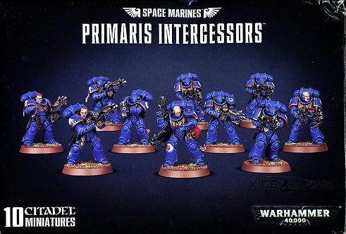 Warhammer 40,000 : Space Marines Primaris Intercessors