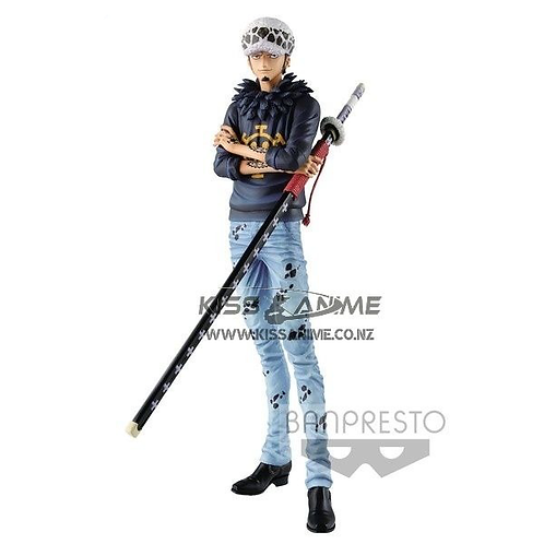 Grandista One Piece The Grandline Men Trafalgar Law