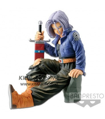 Dragon Ball Z World Figure Colosseum Future Trunks