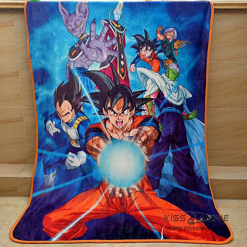 Dragon Ball Super Blanket