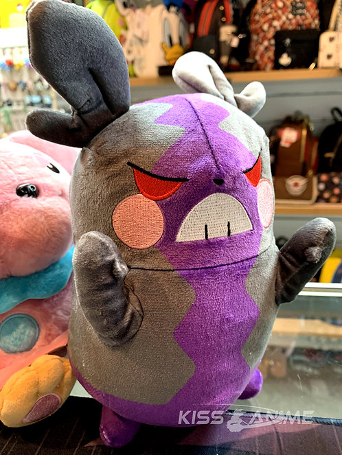 Pokemon Morpeko Hangry Mode Plush Toy