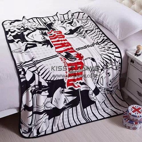 Fairy Tail & Naruto Blanket
