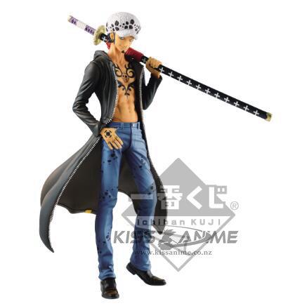 One Piece the Best Edition - Masterlise No.04 -Trafalgar D. Water Law