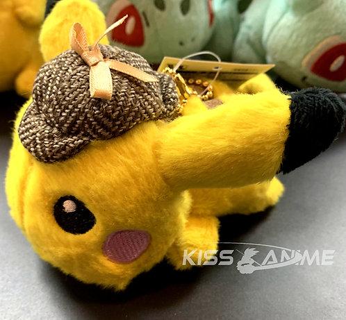 Pokemon Detective Pikachu Plush Pendants