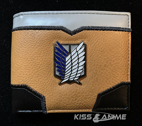Attack on Titan Symbol Wallet