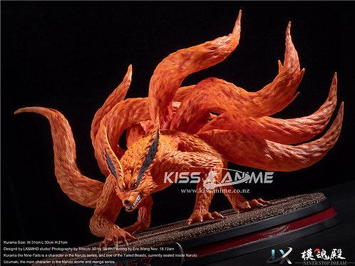 Naruto Kurama Resin Figure  Statue Nine Tailed  LX Studio