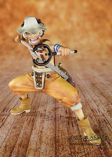Tamashii Nations Figuarts Zero One Piece King of Snipers Usopp