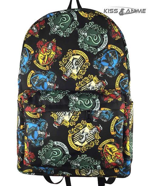 Harry Potter Backpack School Bag