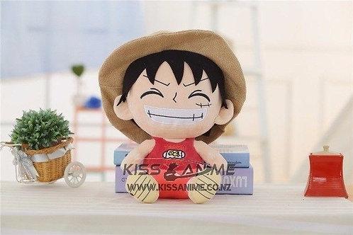 One Piece Luffy Plush Doll