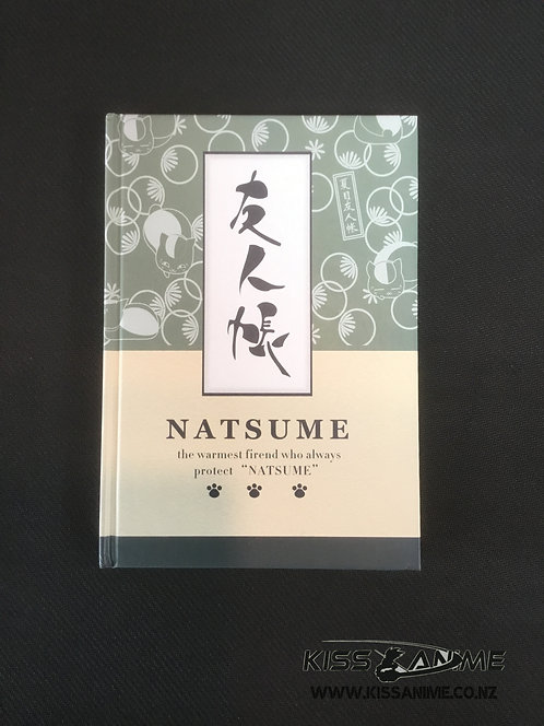 Natsume's Book of Friends Notebook