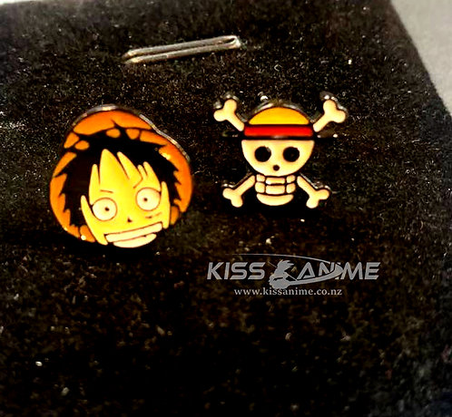 One Piece  3D Design Earring