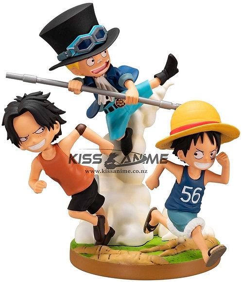 Bandai Ichibansho Figure One PieceThe Bonds of Brothers