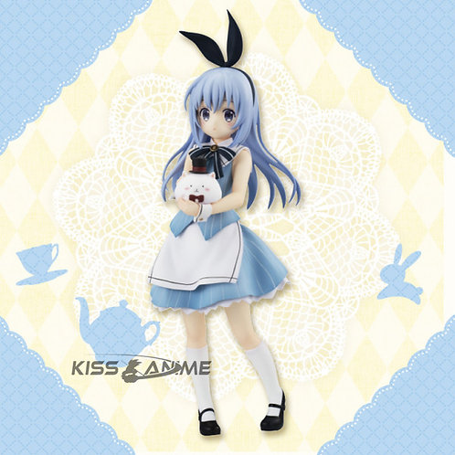 Is the Order a Rabbit?: Chino Kafu Special Figure (Tea Party Version)