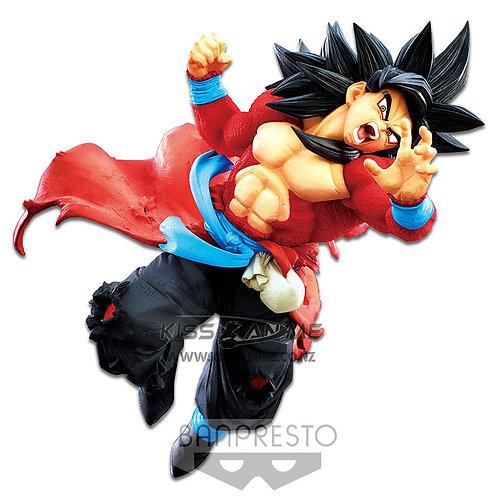 Super Dragonball Heroes 9th Anniversary Figure Super Saiyan 4 Son Gokou: Xeno