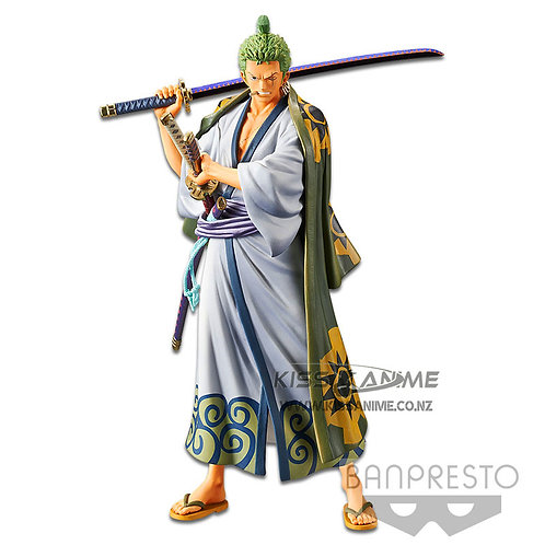 One Piece DXF The Grandline Men Wano Kuni Vol.2 Roronoa Zoro