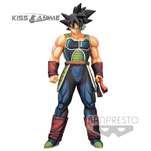 Dragon Ball Z Bardock Manga Dimension Figure GRANDISTA