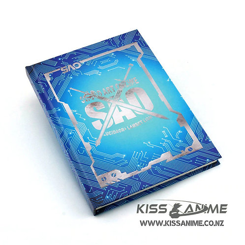 Sword Art Online SAO Notebook