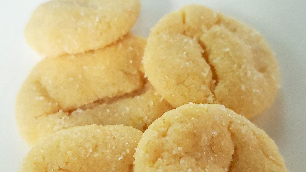 O'Lemony Cookies
