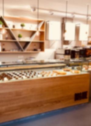 Boulangerie centrede paris