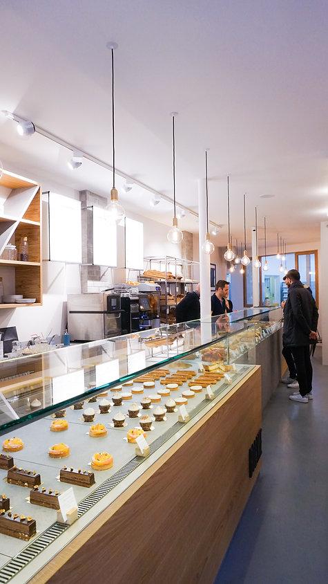 Boulangerie BO&MIE - 18 Rue de Turbigo 75002 Paris