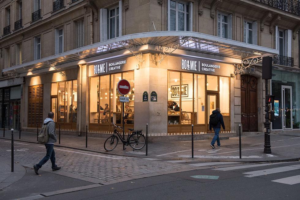 Boulangerie Pâtisserie BO&MIE Paris 75003