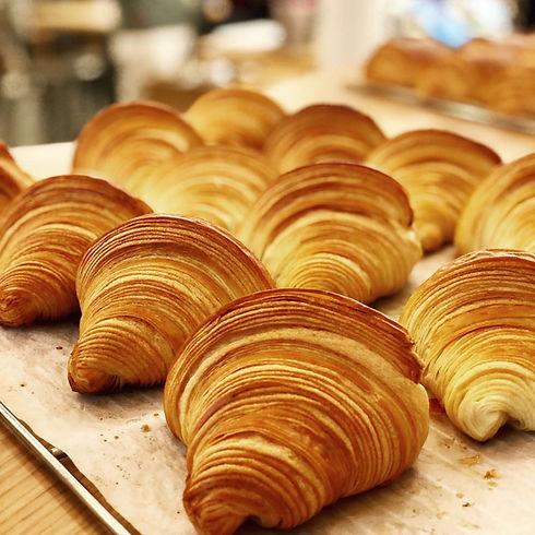 Croissant meilleure Boulangerie Paris