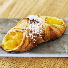 Croissant abricots