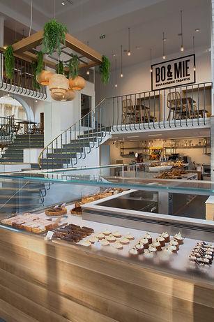 Boulangerie BO&MIE Louvre Rivoli - plus grande boulangerie de Paris