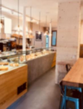 Boulangerie Café avec Wifi gratuit