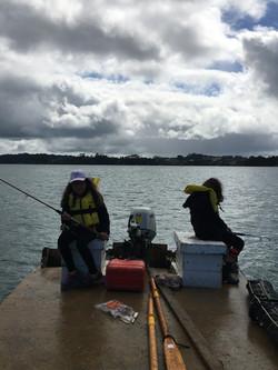 Take a friend fishing