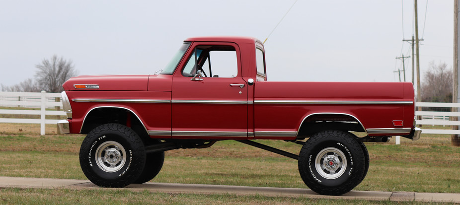 Ford Truck - Red (25).JPG