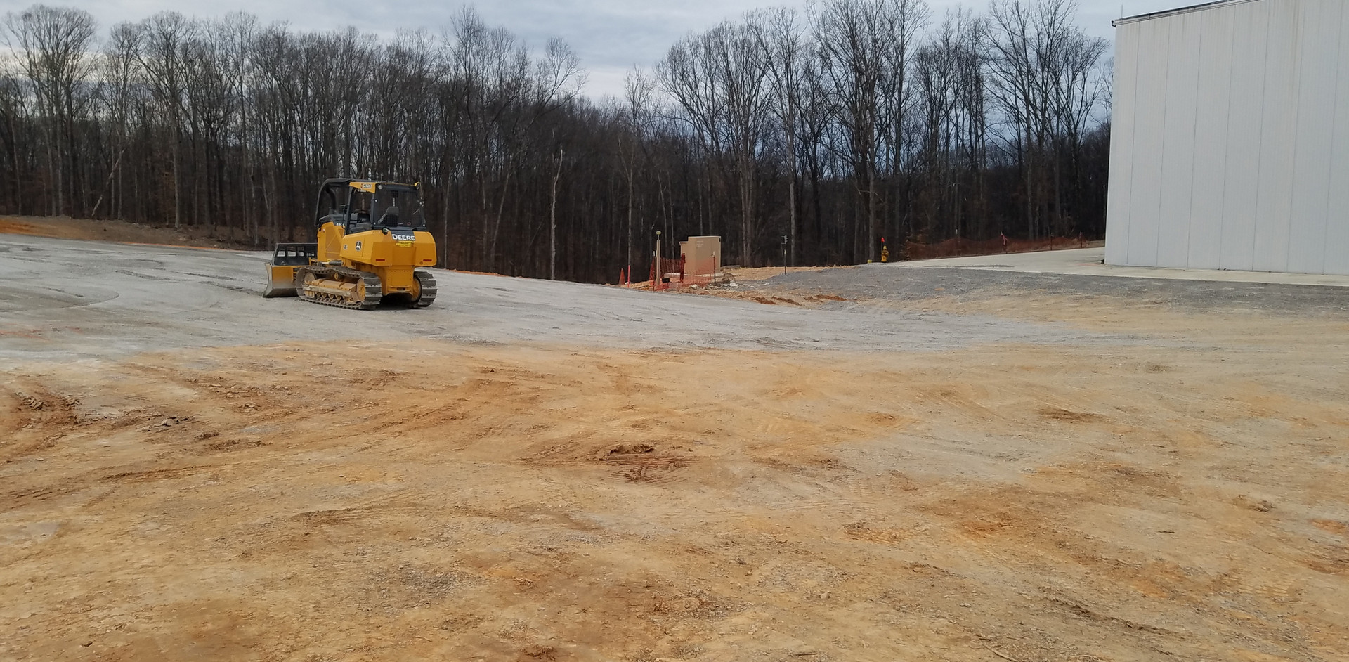 Dickel Warehouse P Excavation & Rock Project