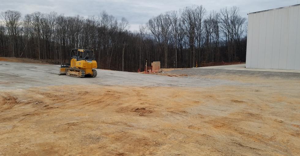 Dickel Warehouse P Excavation & Rock Project