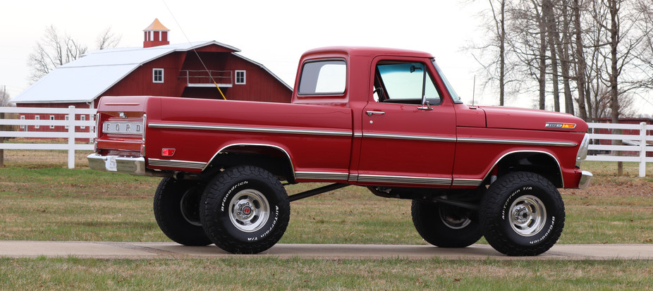 Ford Truck - Red (4).JPG