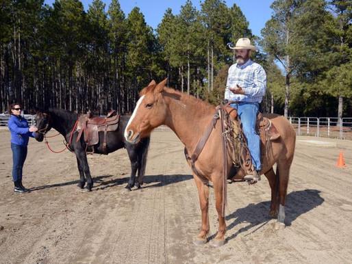 Justin Dunn American Mustang School March Newsletter 2021