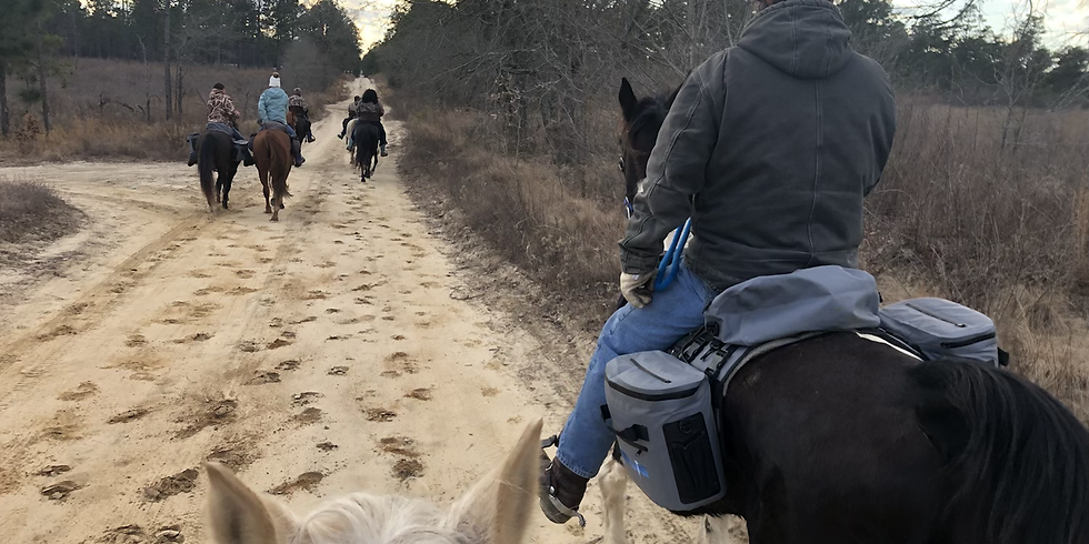 Horsemanship, Trail Clinic $100, pay in advance, limited to 12 participants