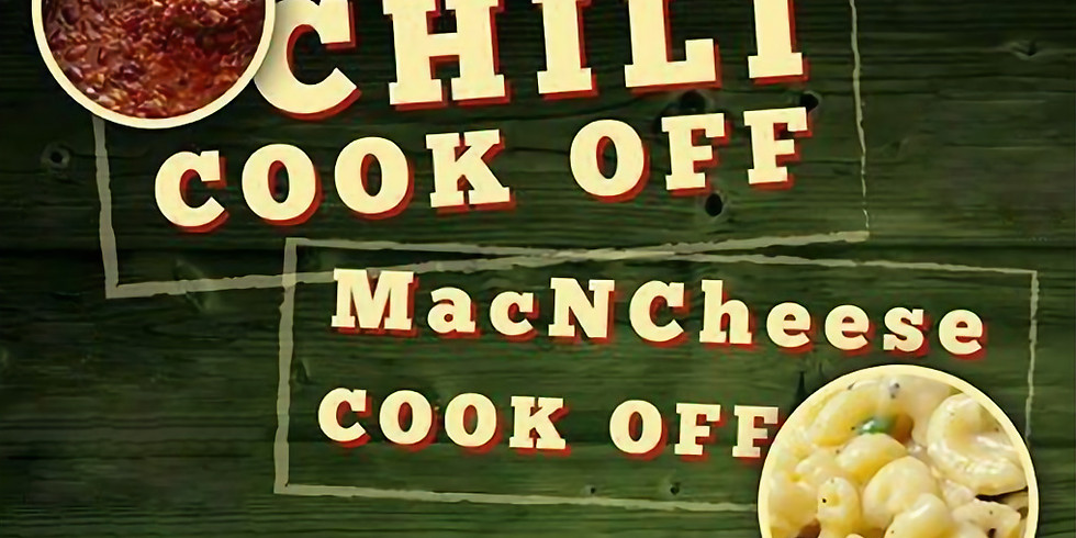 Chili/Soup/Mac Cook Off to Raise Money for the Youth
