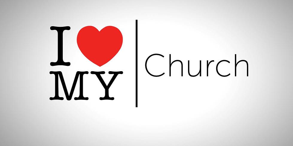 Love My Church Day